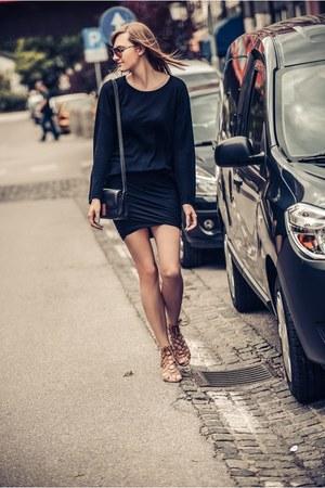 H&M sweater - Ebay skirt