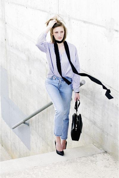 Levis jeans - Parfois bag