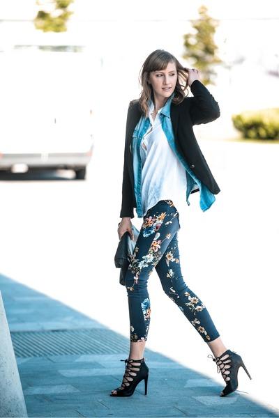 H&M shirt - 6ks pants