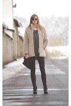 Zara bag - Topshop pants