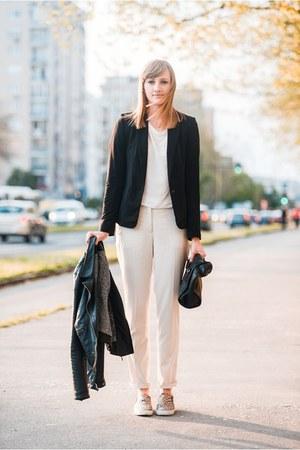 Mango blazer - H&M pants