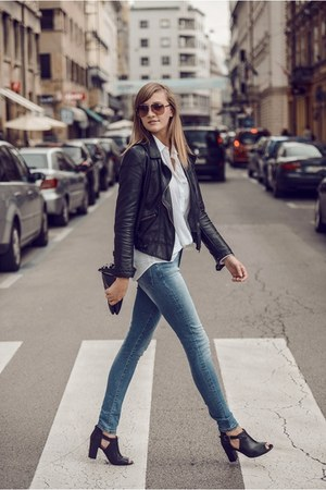 Zara jeans - Zara jacket