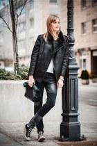 Zara jeans - Zara bag