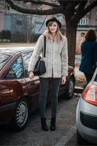 New Yorker coat - H&M bag