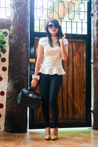apartment 8 top - Forever 21 pants