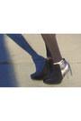 Dsw-boots-h-m-blazer-solilor-blouse
