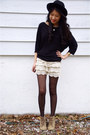 Off-white-oasapcom-oasap-shorts-zara-wedges