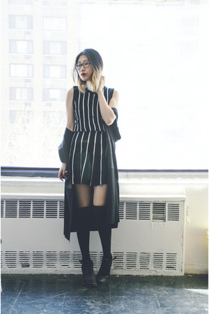 style moi top - style moi skirt - YRB Fashion vest