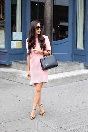pink whistles dress