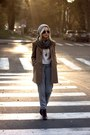 Burnt-orange-bershka-boots-camel-stradivarius-coat-off-white-h-m-sweater
