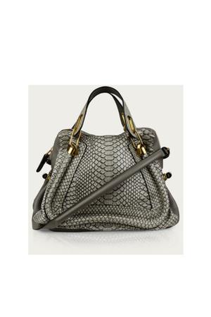 gray Chloe accessories