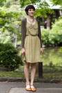 Cozy-boutique-dress-uniqlo-cardigan-softspots-sandals