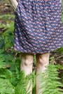 Skirt-vintage-shirt-vintage-sandals