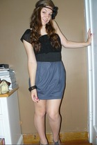 Charlotte Russe blouse - forever 21 skirt - Claires bracelet - Charlotte Russe a