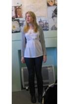 ladakha top - supre top - Sportsgirl jeans - boots - supre accessories