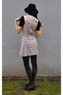 Black-american-apparel-top-silver-thrifted-dress-black-h-m-tights-black-vi