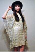 Lace-kimono-vintage-carol-craig-dress