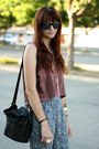 H-m-pants-black-bucket-vintage-coach-purse-black-treaded-heels