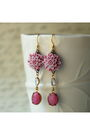 Pink-kellyssima-earrings
