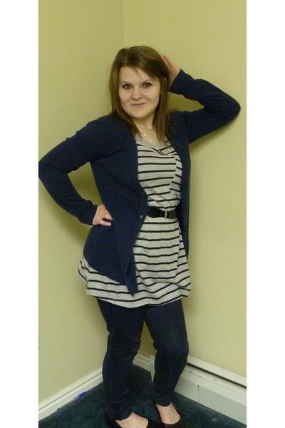 hollister jeans - boyfriend fit Golden State Jeans Co cardigan - Pretty Good t-s
