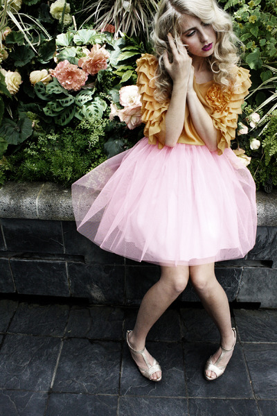 Kelsey Genna shirt - Kelsey Genna skirt