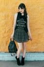 Black-suede-dolce-vita-boots-black-backpack-pylo-bag