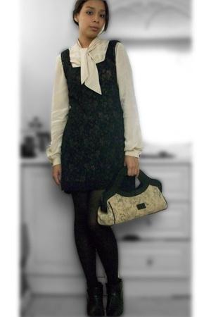 tato purse - dress