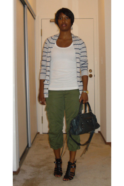Theory sweater - Splendid top - madewell pants - Nine West shoes