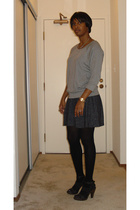 Gap top - parameter skirt - PROENZA SCHOULER shoes