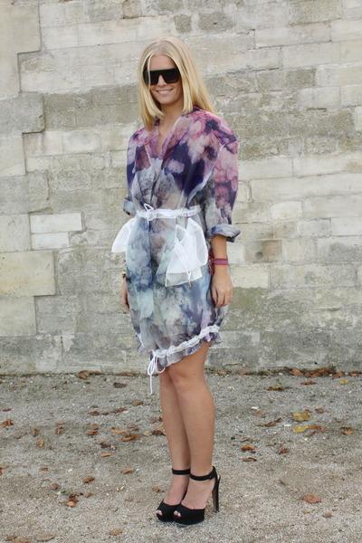 Guillem Rodriguez dress - Zara heels