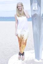 Zara pants - Zara heels