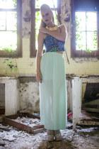 H&M bra - H&M skirt