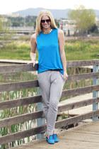 Zara pants - H&M top