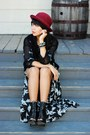 Brick-red-wool-h-m-hat-black-nordstrom-skirt
