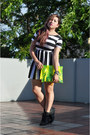 Silver-silver-chrome-taghuer-watch-black-wedge-shoes-topshop-sneakers