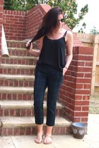 Zara pants - Topshop top