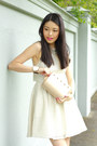 Off-white-alice-and-olivia-dress