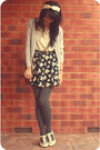Gray-overseas-cardigan-columbine-tights-vintage-shirt-bonbons-shoes-hand
