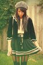 Forever-21-jacket-forever-new-hat-forever-21-skirt-henry-holland-tights-