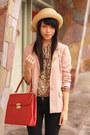 Black-chic-rewards-ninewest-boots-black-bardot-jeans-light-pink-bardot-blaze