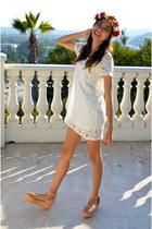 off white Forever 21 dress