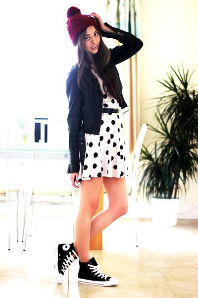 off white inlovewithfashion dress