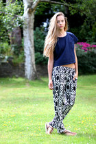 geo pants | www.kokoluxe.com