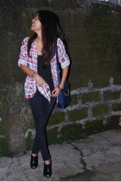 cant get enough of plaid!