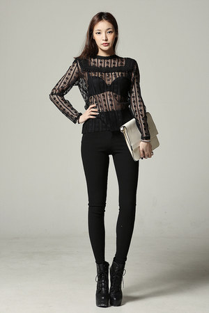 kpopsicle blouse