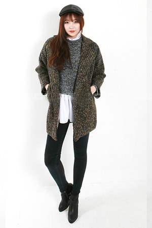 cardigan kpopsicle coat