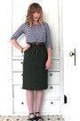 Shirt-skirt-belt