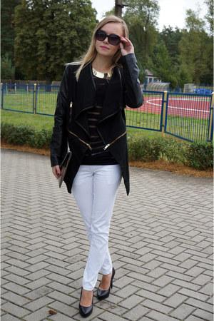 silver Mohito bag - black Guess sunglasses