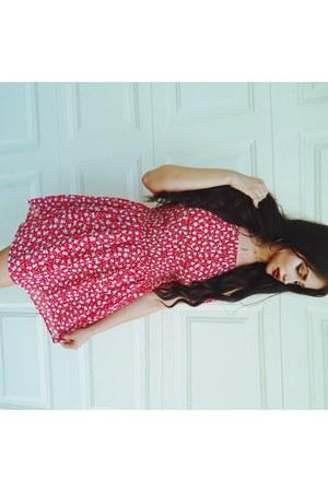 floral print Tobi dress