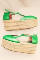 90s vintage shoes